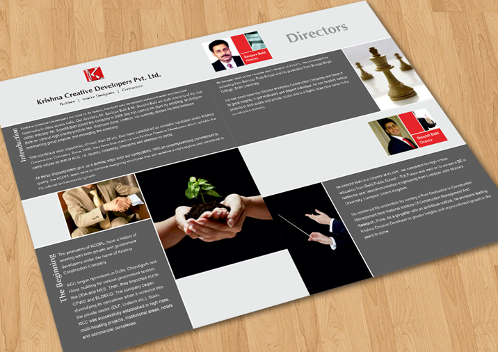 Catalogue Design for krishna Developers | Catalogue | Flyers ...
