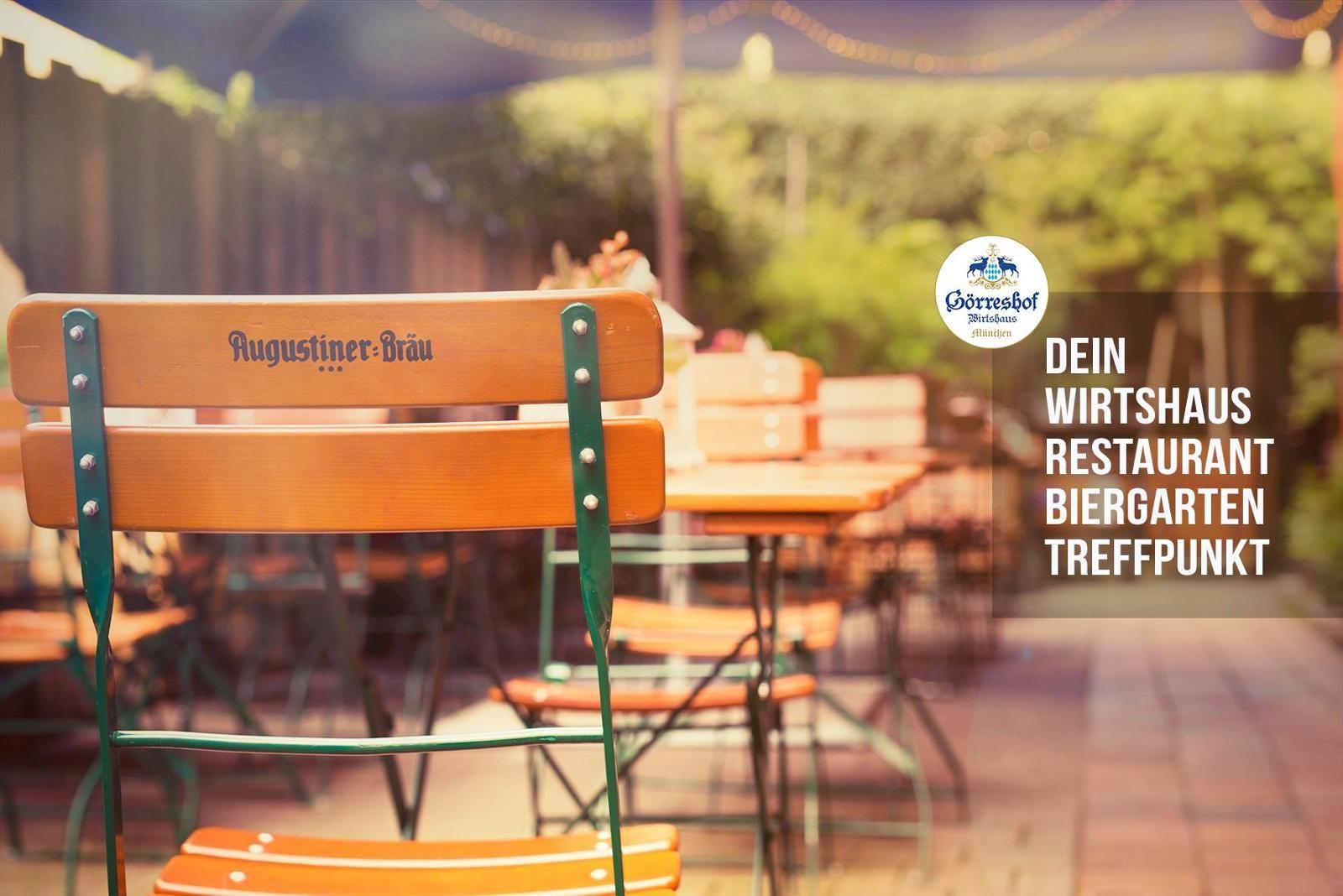 Die Sonne scheint, hurraaaaa.    Goerreshof - Dein bayerisches Restaurant in Muenchen   www.goerreshof.de #Goerreshof #bayerisches #Wirtshaus #Restaurant #Biergarten #Muenchen #Maxvorstadt #Schwabing #Augustiner #bayrisch #guad #Traditionshaus #bavarian #placetobe