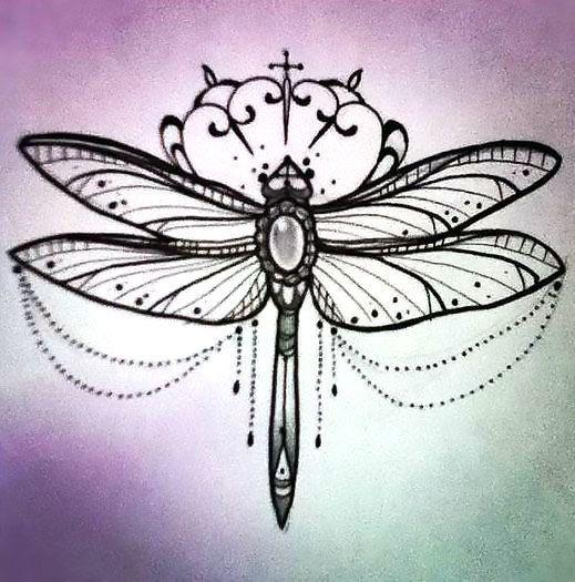 Girly Dragonfly Tattoo Design Dragonfly Tattoo Design Dragonfly Tattoo Tattoos