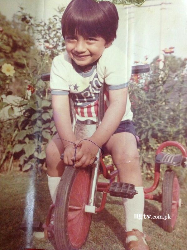 Ali Zafar - Ali Zafar Childhood Photo | Childhood photos, Actor photo