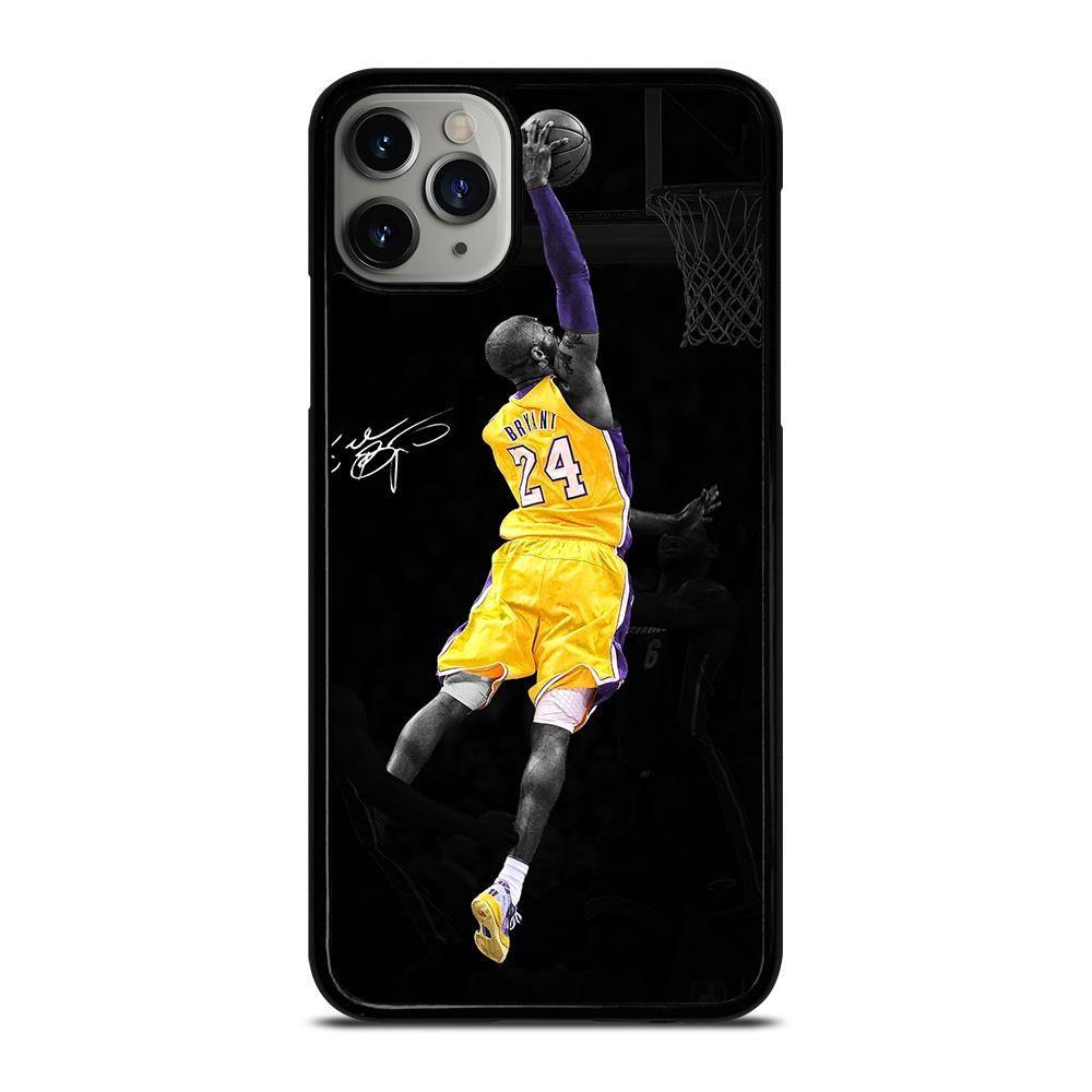La Lakers Kobe Bryant Signature Iphone 11 Pro Max Case Cover Kobe Bryant Nba Kobe Bryant Signature Lakers Kobe Bryant