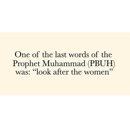 """""""The best of you are those who are the best to their wives."""" (At-Tirmidhi) ♔"""