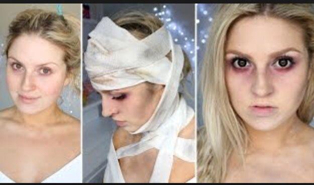 Shannon Harris love her work SFX MakeUp Pinterest Halloween - work halloween ideas