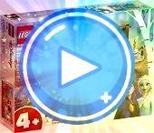 Disney Frozen II  Elsas Wagon Adventure 41166 Enthält AffiliateLinks Wenn Sie auf Links zu verschiedenen Händlern auf dieser Site klicken und 41166LEGO Disney F...
