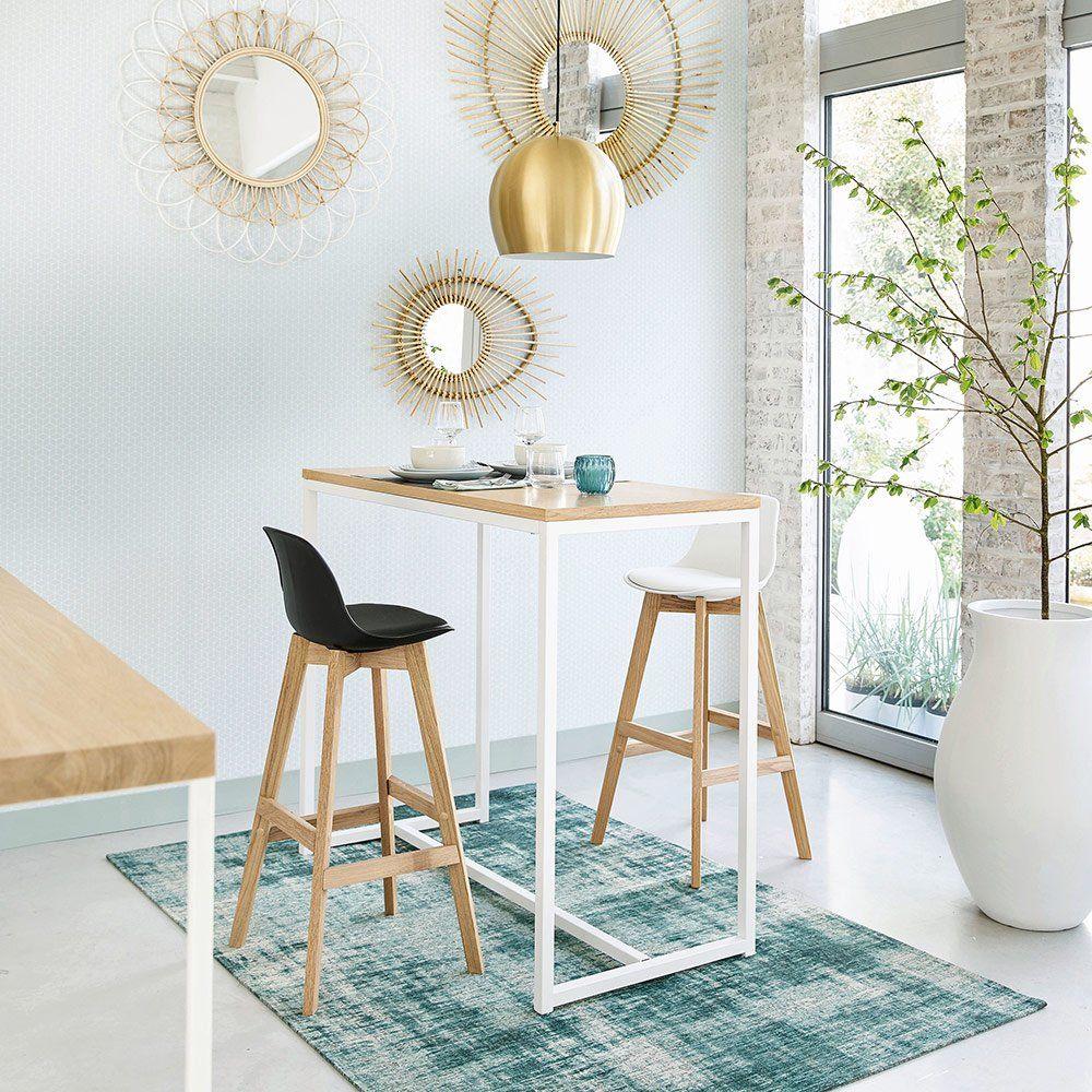 Une Chaise Haute Scandinave Maisons Du Monde Pour La Cuisine