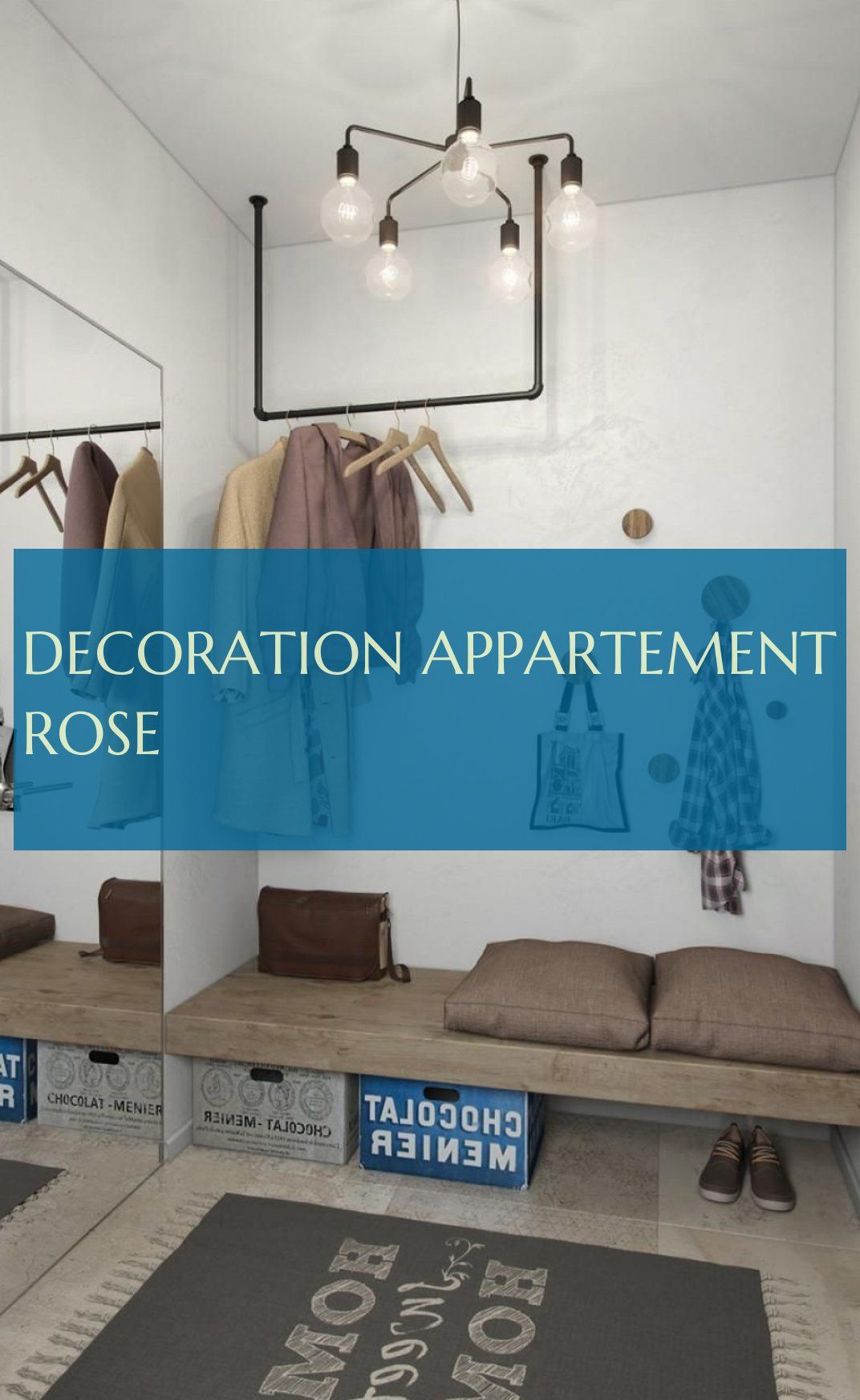 decoration appartement rose