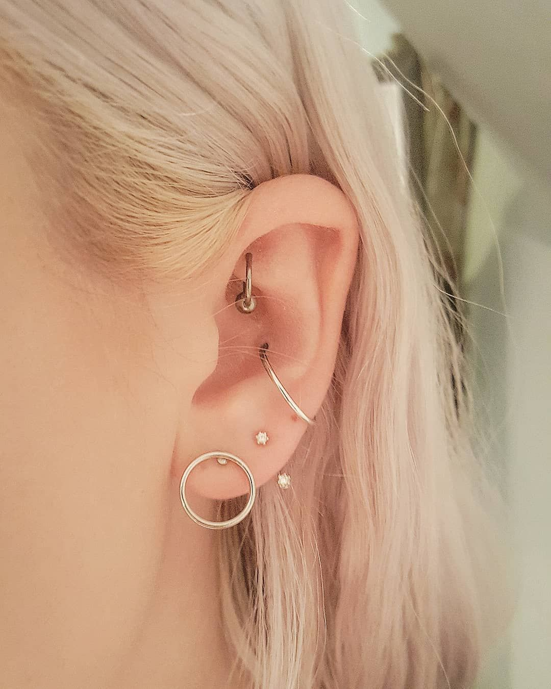 10 Reasons Why Conch Ear Piercings Are All The Rage Rn Earings