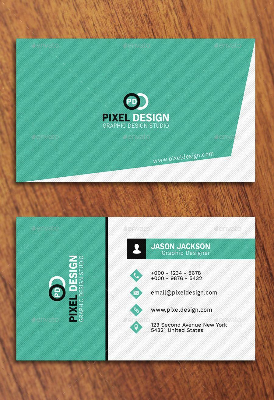 Graphic Designer Business Card Bundle Graphic Design Business Card Business Card Design Download Business Card