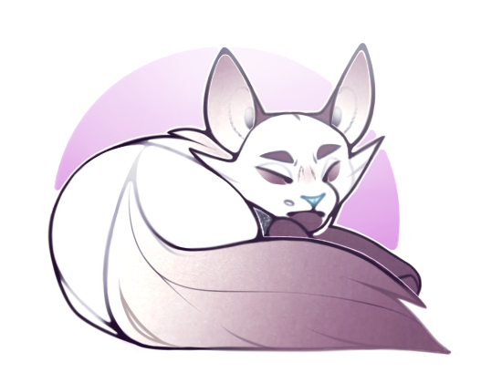 Sleepy. by CYTROPLEX Warrior cats fan art, Warrior cat