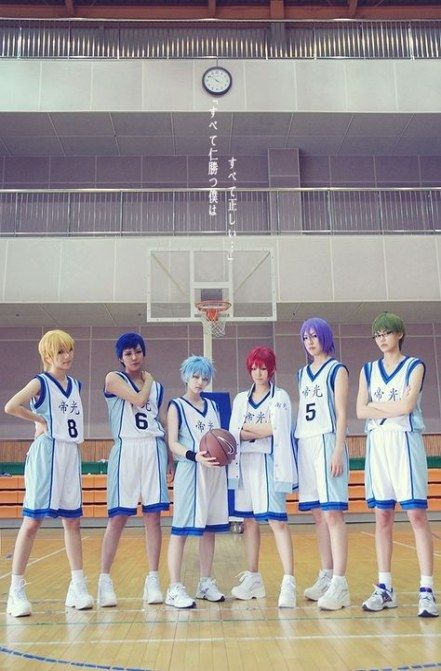 Photo of Basket Ball Costume Anime Cosplay 19 Best Ideas