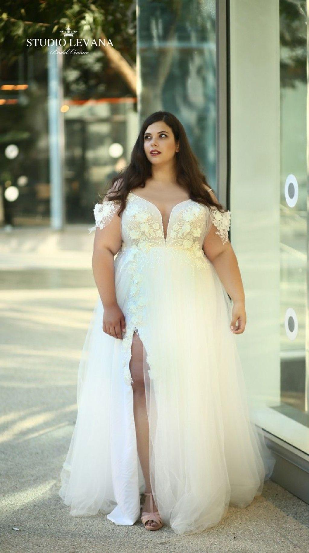 35+ Cheap plus size wedding dresses ideas ideas
