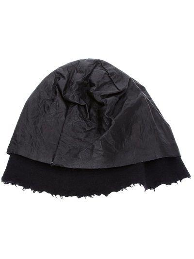 10 SEI 0 OTTO Double Layer Hat