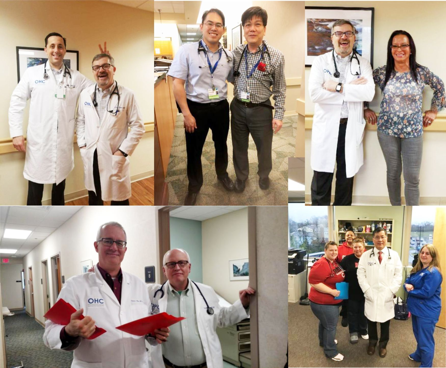 Today March 30 Is Doctors Day At Ohc We Are Proud And
