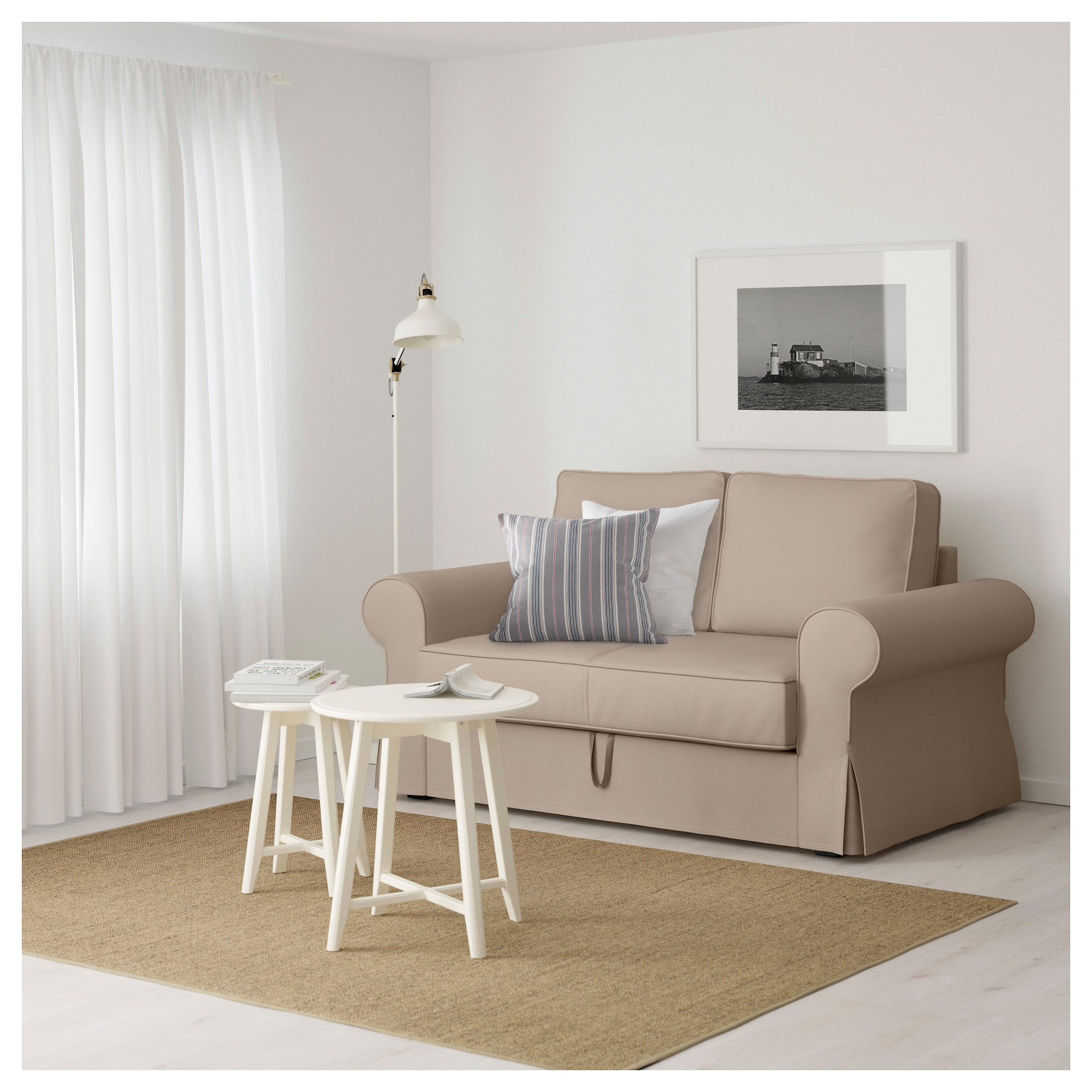 Backabro Sessel Backabro 2er Bettsofa Tygelsjö Beige In 2019 Products Pinterest