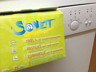 Sonett para lavavajillas, lavadoras y muchas más aplicaciones, pero siempre ecológico.