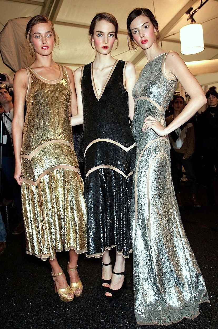 The Chic Department Fashion Great Gatsby Fashion Twenties Style