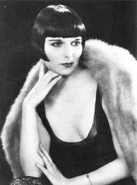 1920 S Actresses | 1920s actress Louise Brooks had a killer bob cut. And she was a ...