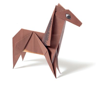 Get Crafty This Chinese New Year And Make An Origami Horse To