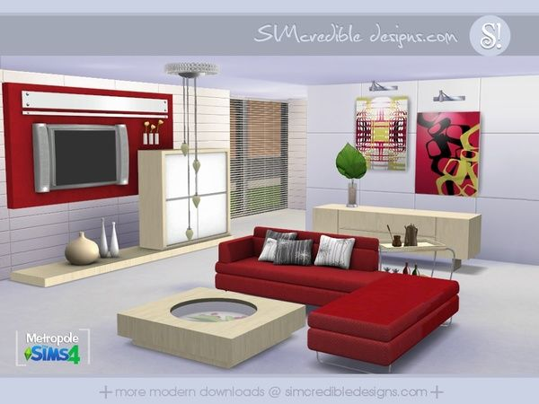 Sims 4 furniture google s gning web for Sims 3 living room ideas