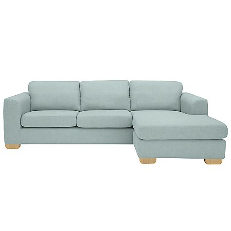Buy John Lewis Felix Rhf Chaise End Sofa Online At
