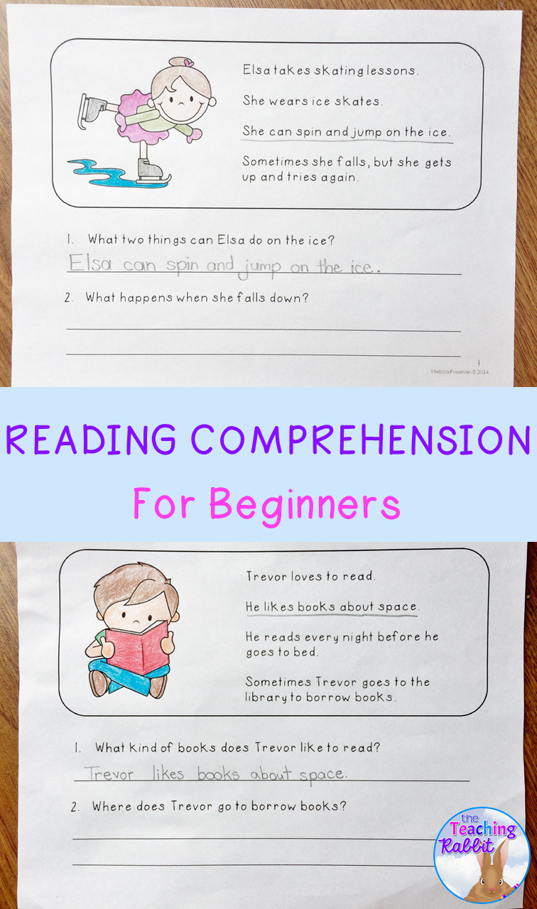 - Reading Comprehension Passages And Questions (1st Grade) Reading