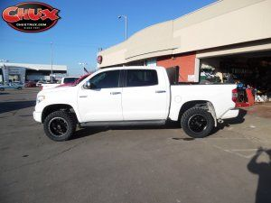 2014 toyota tundra with 295 55 20 nitto trail grapplers and 20x9