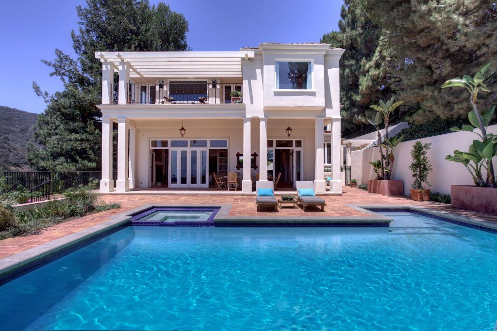 12020 CHALON RD., BRENTWOOD, CA 90049 // 4 BR + 7.5 BA  |  $6,995,000 | Agent: Bonnie Levin