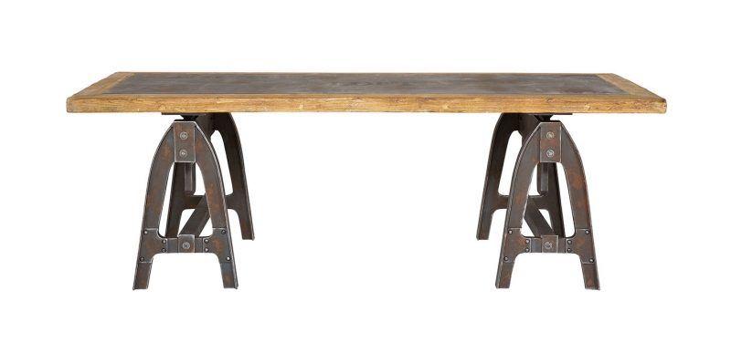 39 ides dco de trteaux pour crer une table ou un bureau