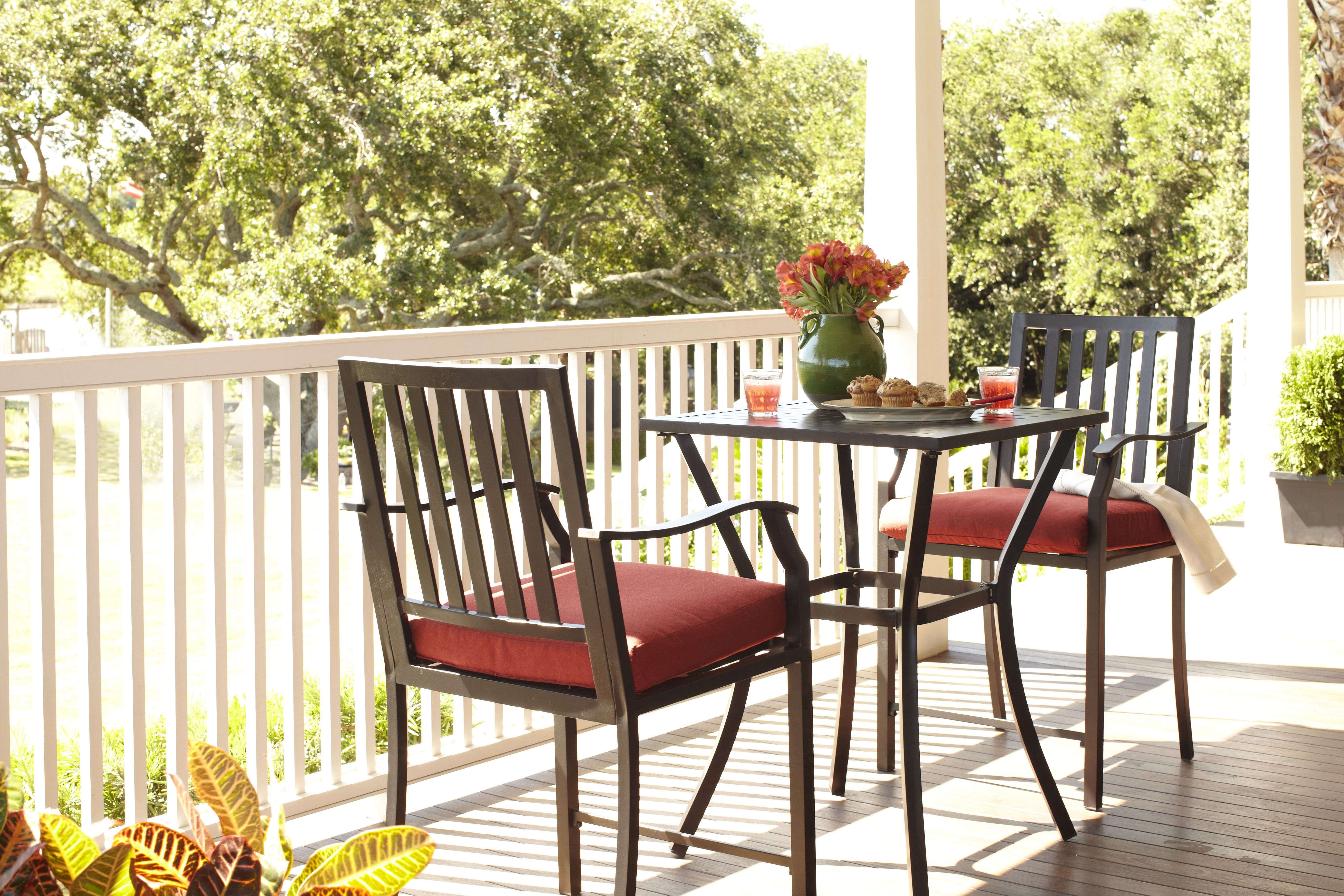 3-piece Balcony-height Bistro, Hidden River Collection
