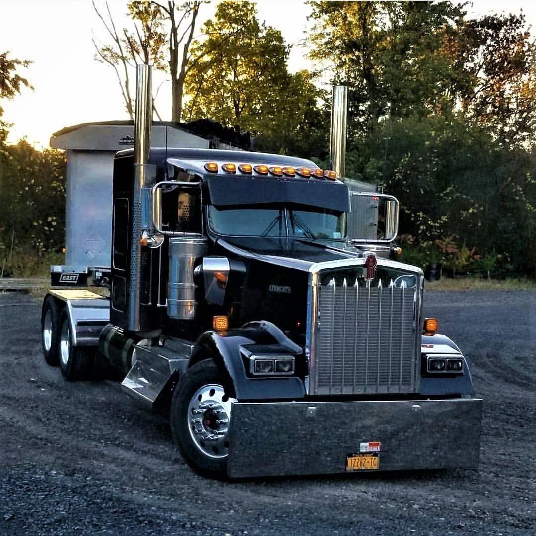Millions Of Semi Trucks Kenworth Trucks Trucks Peterbilt Trucks