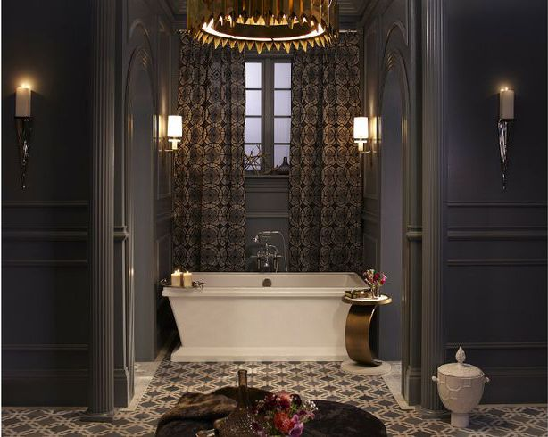 Bon Fabulous Bathrooms By Meredith Heron