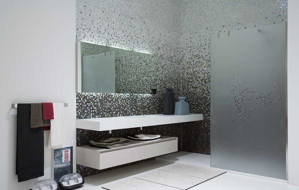 Shower box glass decorations antonio lupi arredamento e - Antonio lupi mobili bagno ...
