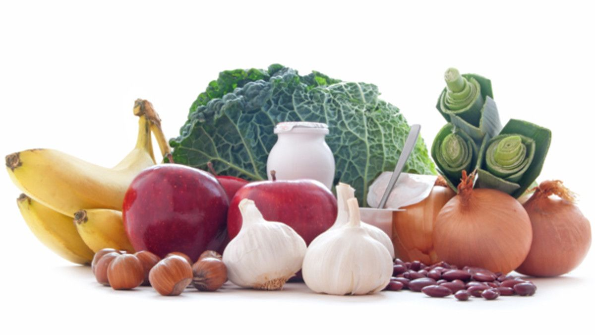 Prebiotic Foods: Feed the Good Bacteria in Your Gut With These Fiber-Rich  Superfoods (With images) | Prebiotic foods, Best prebiotic foods