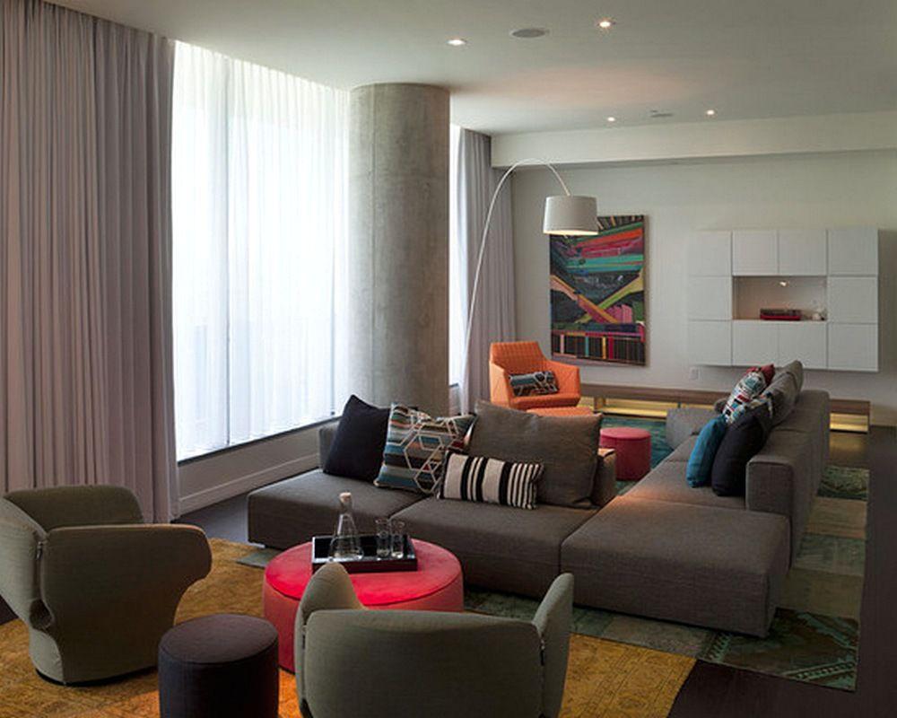 Model Sofa Minimalis Untuk Ruangan Kecil Ruang Tamu Minimalis