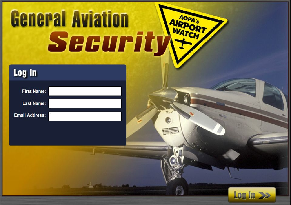 GA Security Since 9/11, the security of general aviation