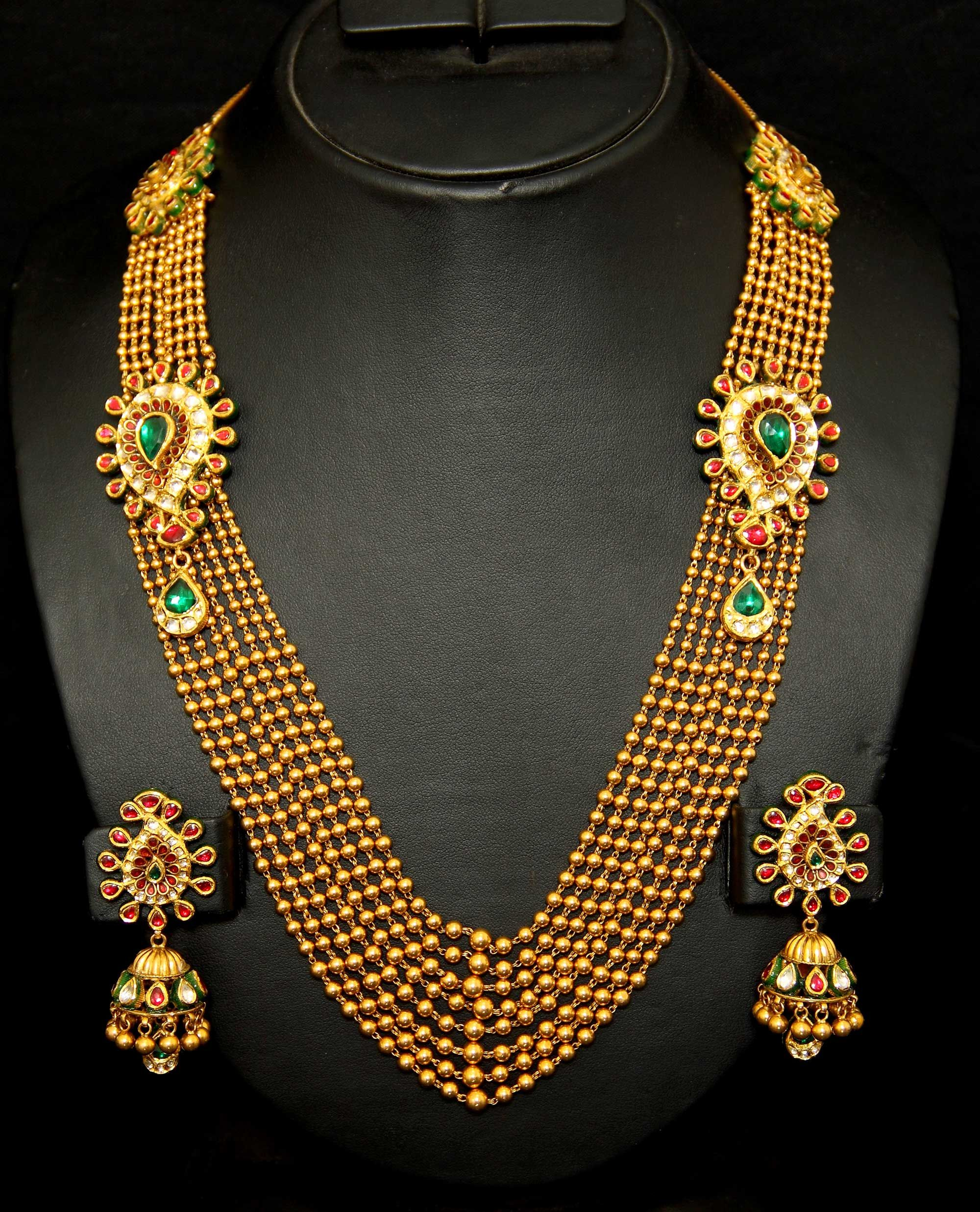 Indian Gold Jewellery Necklace Sets Google Search: 22caratjewellery - Google Search