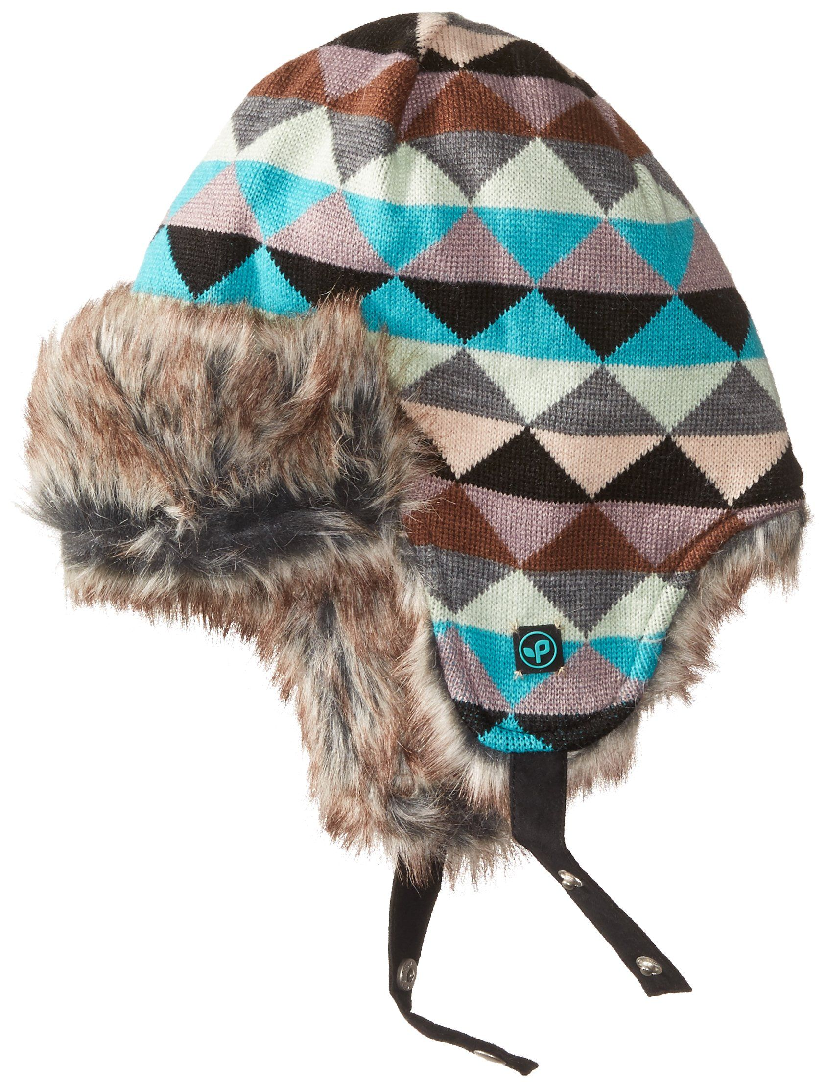 Pistil designs womens katya hat turquoise one size knit knit patterns pistil designs womens katya hat turquoise one size knit trapper style faux bankloansurffo Choice Image