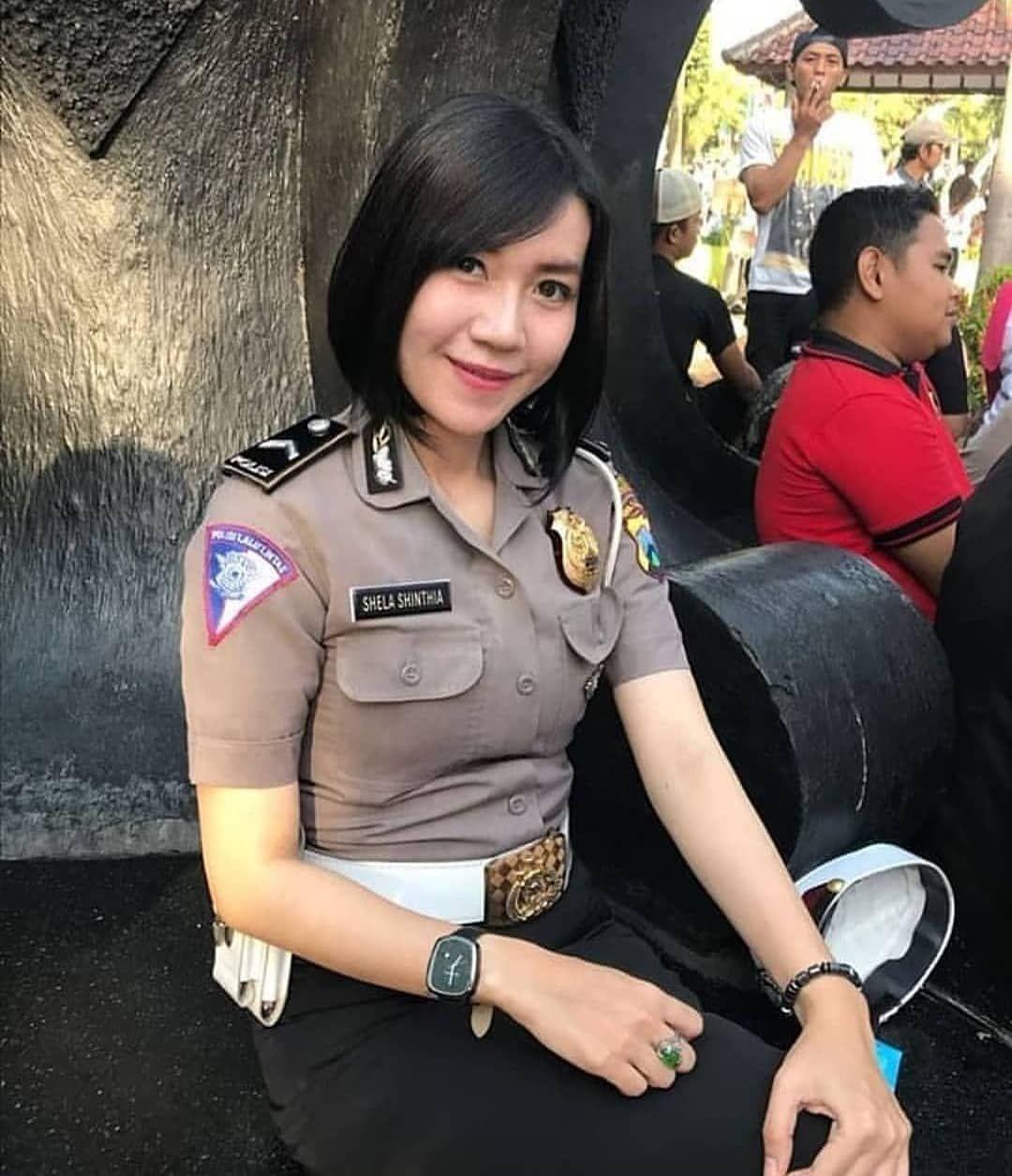 Pin Oleh Iswanto Iswanto Di Polwan Tni Cantik Indonesia Prajurit Wanita Wanita Instagram
