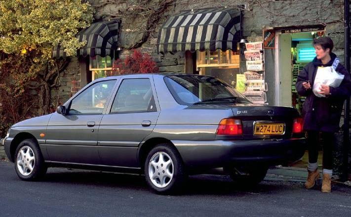 1995-1999 Ford Escort Sedan | Araba Teknik Bilgi