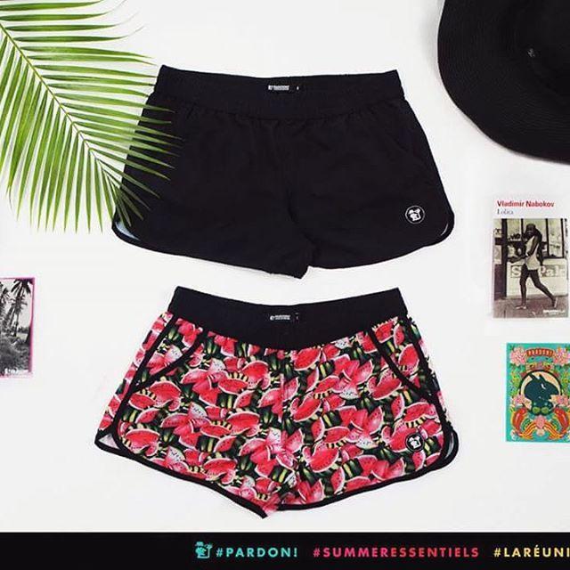 Un short pour aller à la plage ce weekend, ou pour vous balader en toute légèreté avec cette chaleur? ☀ Nous on craque pour le short Anaia et vous? Capeline & shorts disponibles en plusieurs coloris dans nos boutiques! #PARDON! #LaRéunion #Fashion #ootd #PARDONLooks #SummerEssentiels