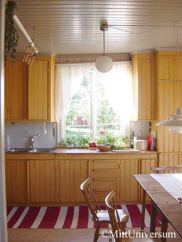 Köket är klart | Mitt Universum