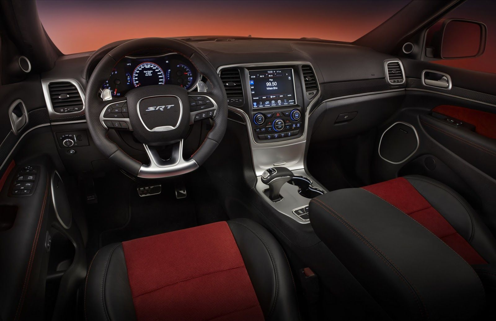 Jeep Launches Grand Cherokee Srt Red Vapor Edition Priced From