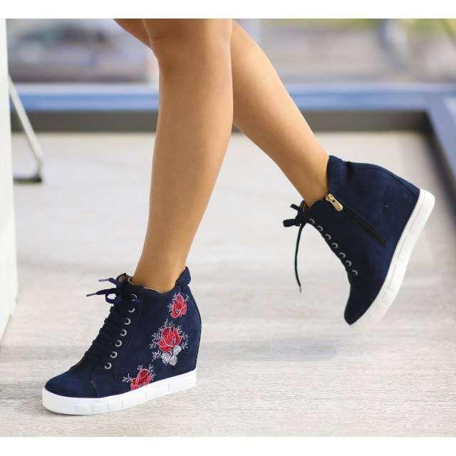 Pantofi Sport Straus Bluemarin  Pantofi casual ⭐ is part of Shoes - Pantofi Sport Straus Bluemarin online la pret avantajos  Produs 100% original  Plata in rate fara dobanda