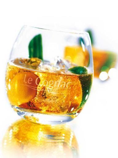 Recette Cocktail Cognac Summit, notre recette Cocktail Cognac Summit - aufeminin.com