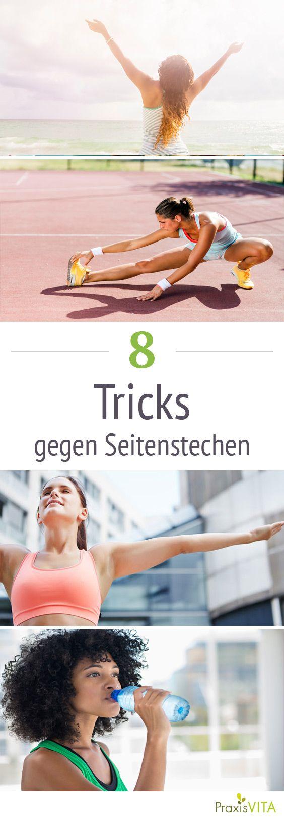 Seitenstechen vermeiden – die besten Tipps | Zwerchfell, Zwicken und ...