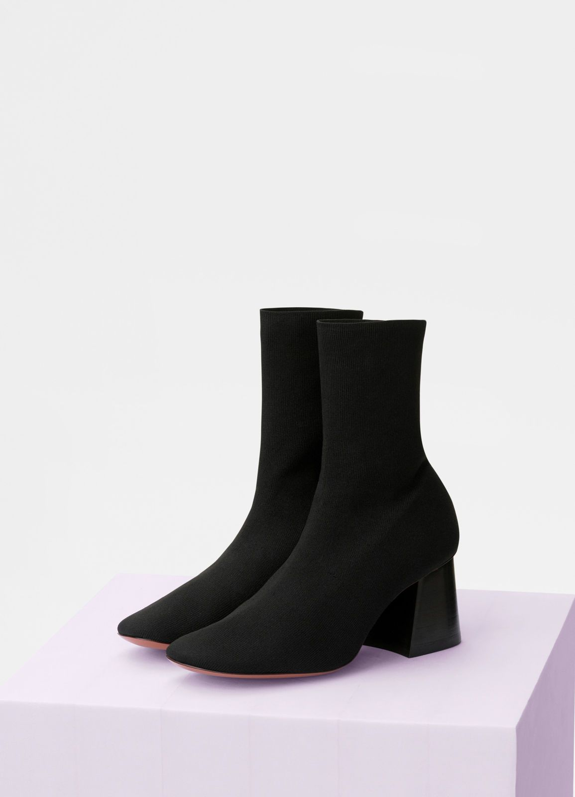 Ankle Boots Knit Sock Shoes Spring /& Autumn Ladies Flats Women Stretch Footwear