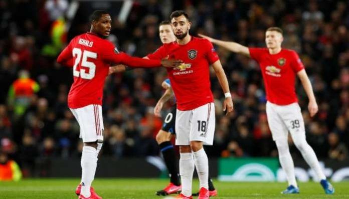 Odion Ighalo Believes Manchester United Can Expect Great Things From Fellow New Signing Bruno Fernandes While Also Singlin In 2020 Manchester United Man United V Club