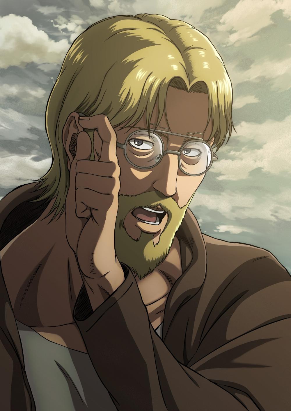 Pin de MYL en Attack on titan / 进击的巨人 Shingeky, Kyojin