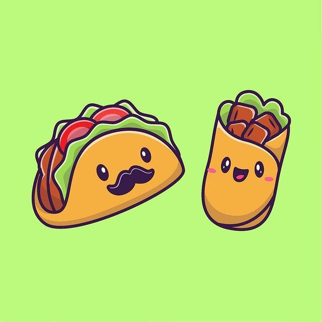 Catalyst Catalystvibes Instagram Photos And Videos Cartoon Styles Food Cartoon Vector Icons Illustration