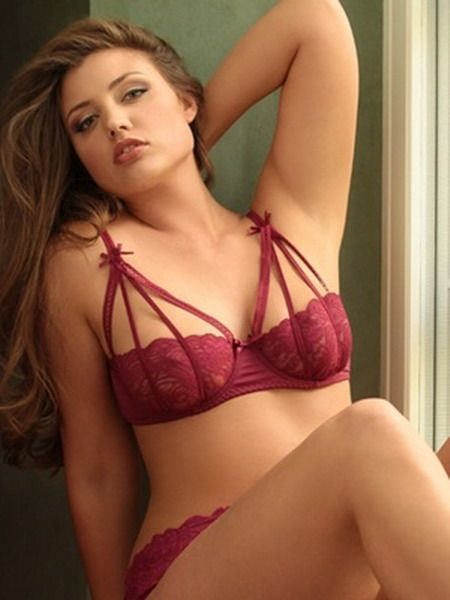 Lingerie full figured girls think